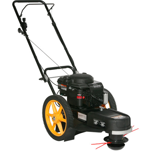 Poulan 961720006 Wheeled Weed Trimmer Walmart Com
