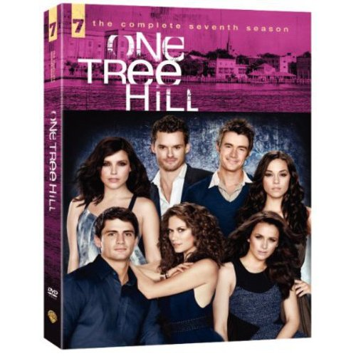ONE TREE HILL-COMPLETE SEVENTH SEASON (DVD/5 DISC/FF-4X3/FR-SP-PORT SUB)