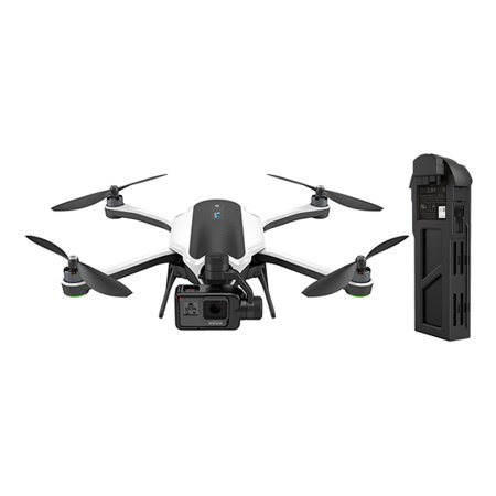 GoPro Karma Drone with Hero5 and Karma Battery Bundle