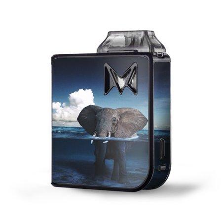 Skin Decal Vinyl Wrap for SV Mi-Pod kit Vape skins stickers cover/ Elephant under
