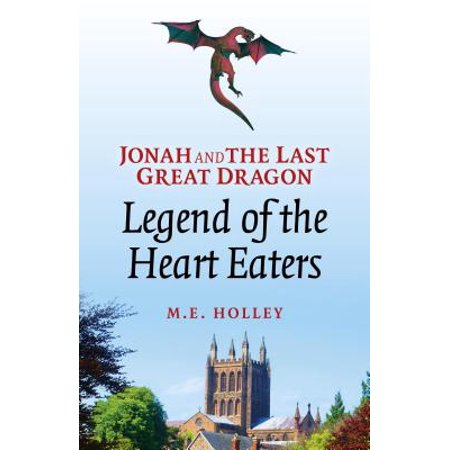 Jonah and the Last Great Dragon - eBook (Jonah Childrens Book)