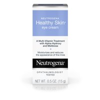 Neutrogena Healthy Skin Eye Firming Cream, Alpha-Hydroxy Acid, 0.5 oz