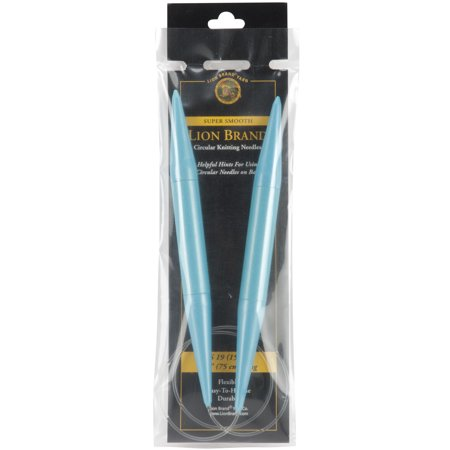 - Lion Brand Circular Knitting Needles, 29