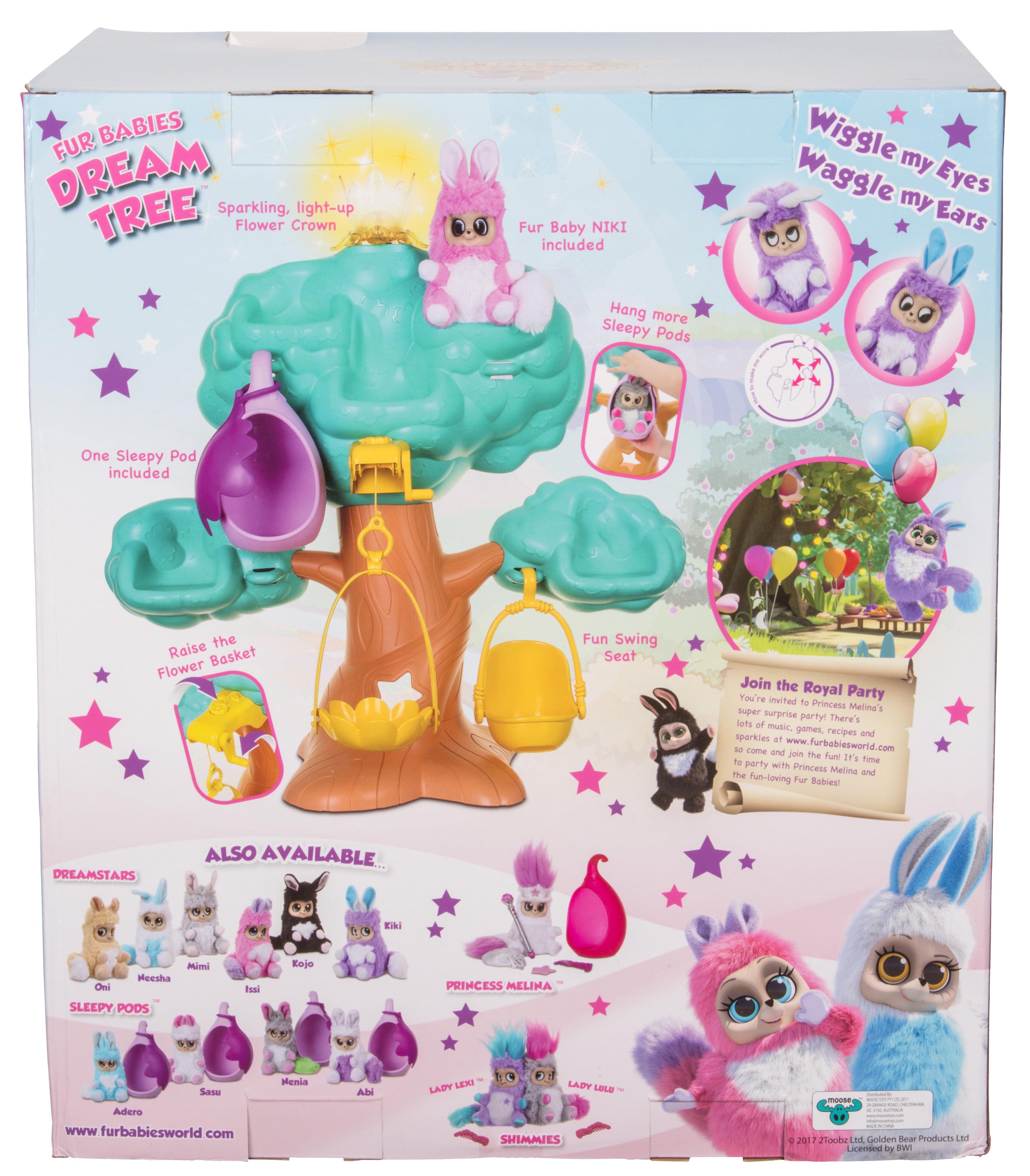 fur babies world dream tree - walmart