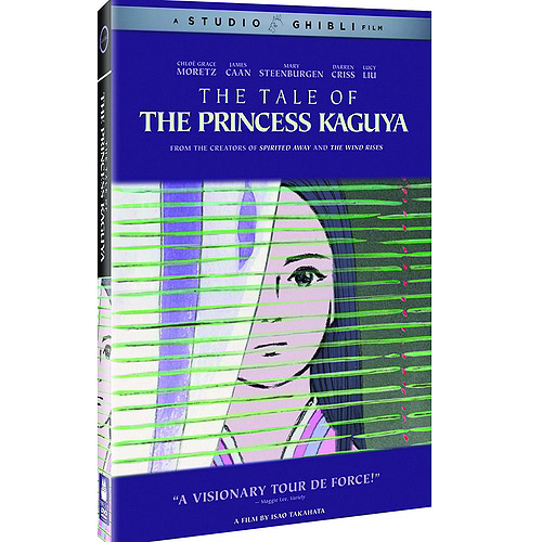 The Tale Of The Princess Kaguya (Widescreen)