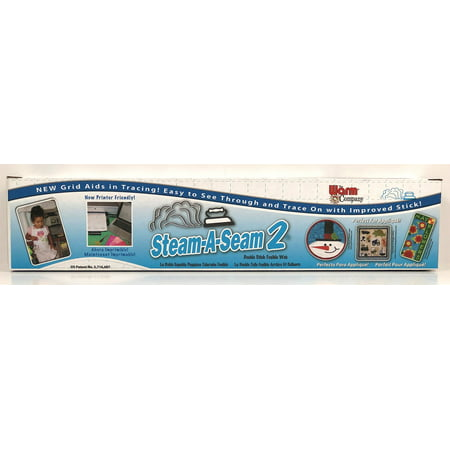 Steam-A-Seam 2 Double Stick Fusible Web, 24