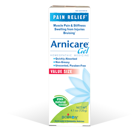 (Boiron Arnicare Pain Relief Gel, 4.1 Oz)
