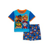 Deals on Paw Patrol Toddler Boys' Cotton Pajamas, 2 Piece Set