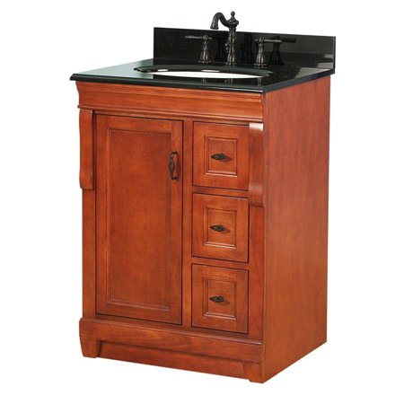 Foremost Naples 24'' Bathroom Vanity Base - Foremost Naples 24'' Bathroom Vanity Base - Walmart.com