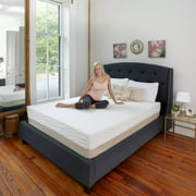 Modern Sleep Natural Sleep Eden Latex Foam 11-Inch Mattress, Multiple Sizes
