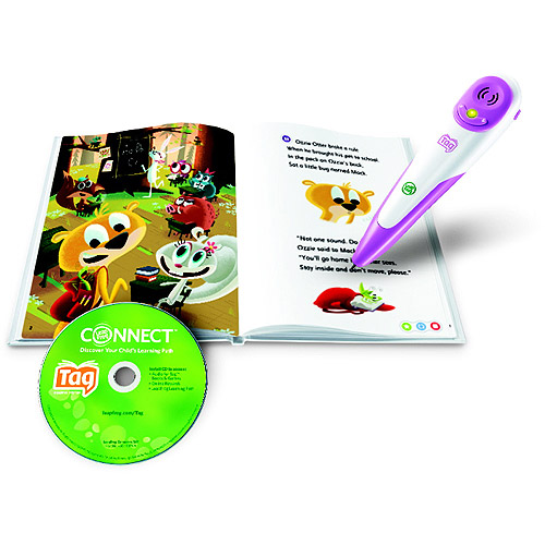 LeapFrog Tag Reading System, Pink