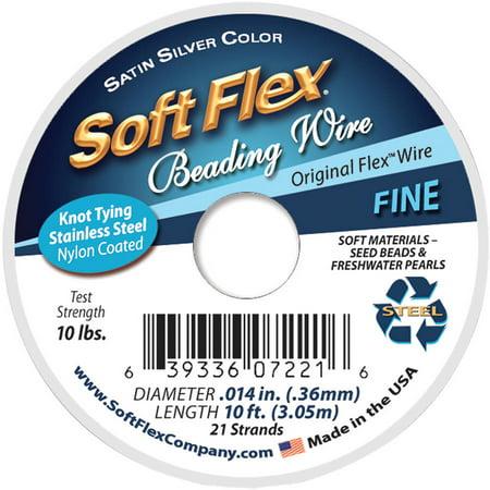 Soft Flex Wire 21, Strand .014