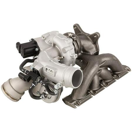 Turbo Turbocharger For VW Jetta GTI GLI Passat Beetle CC Eos Tiguan Audi A3 (Vw Jetta Gas Cap Won T Open)