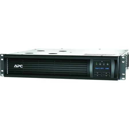 APC by Schneider Electric Smart-UPS 1500 LCD RM 2U 100V - 2U - 4