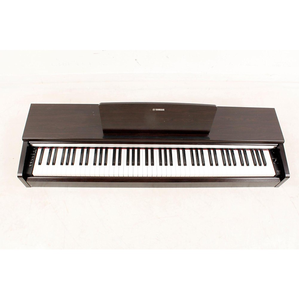 Yamaha Arius YDP-142 88-Key Digital Piano with Bench Level 2 Rosewood 888365665078