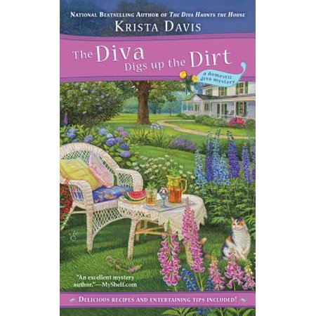 The Diva Digs Up the Dirt - eBook (Dig Up)