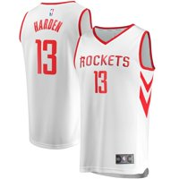 James Harden Houston Rockets Fanatics Branded Youth Fast Break Replica Player Jersey - Association Edition - White