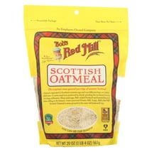 Oatmeal: Bob's Red Mill Scottish Oatmeal