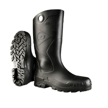 Dunlop 867750900 Male Buffalo Waterproof Boot, 9, Black (Factory Bolt)