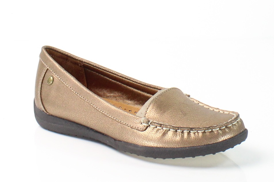 Lifestride New Brown Bronze Shoes Size 5M Loafers & Moccasins by LifeStride