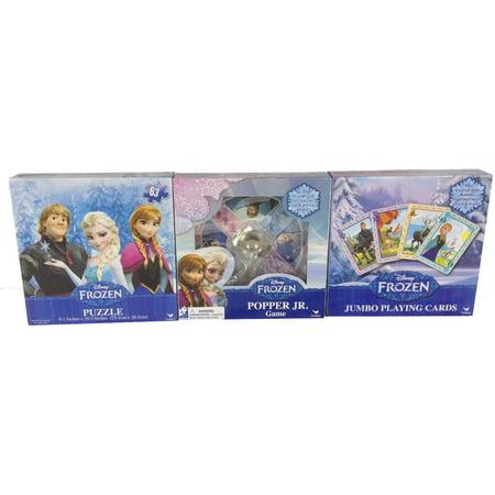 Cardinal Frozen Games 3 Pack