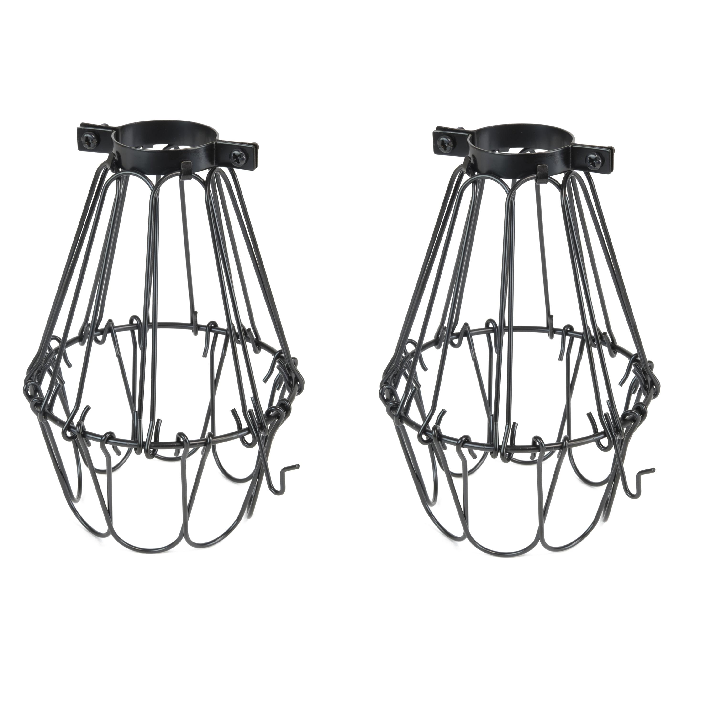 Artifact Design Industrial Vintage Style Black Hanging Pendant Light