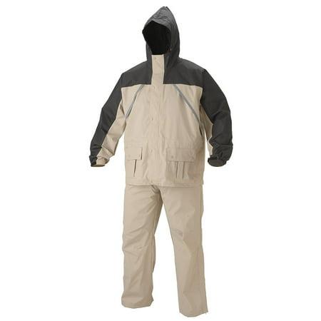 20mm PVC/Nylon Rain Suit (Nylon Windsuit)