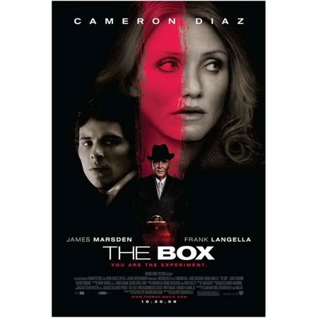 The Box Poster Movie Mini Promo