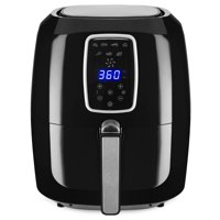 Best Choice Products 5.5qt Electric Digital Air Fryer w/LCD Screen (Black)