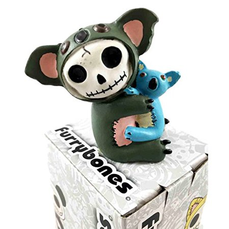 Adorable Ornament (Furrybones Exclusive Adorable Koala With Doll Skeleton Monster Ornament)
