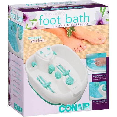 Import- Conair Far E Conair Footbath Delux
