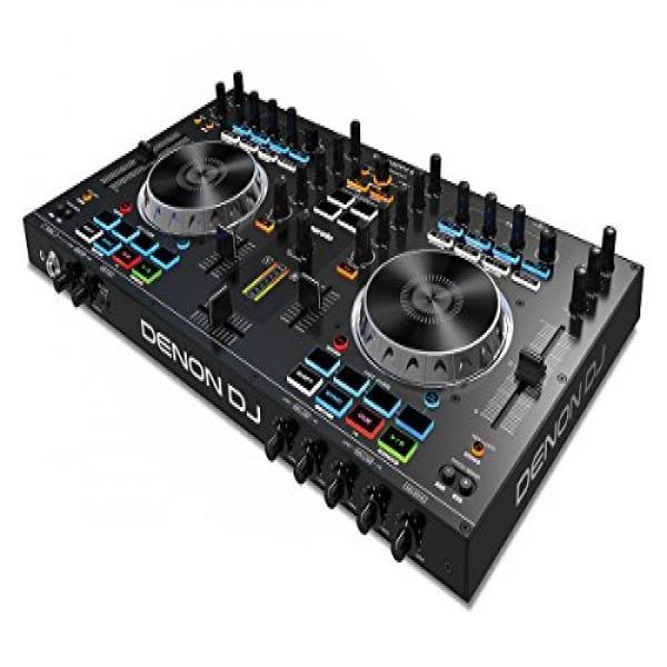 Denon DJ MC4000 | Premium 2-Channel DJ Controller with Serato DJ Intro download (24-bit  ... by