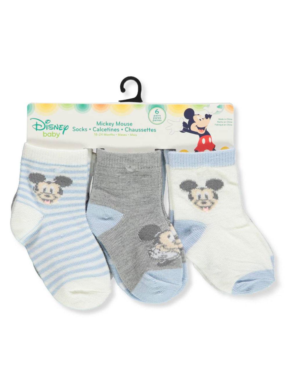 18-24m Disney Princess Sleeping Beauty Baby Booties Socks