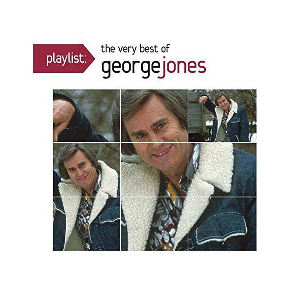 George Jones - Playlist: The Very Best Of George Jones (CD)
