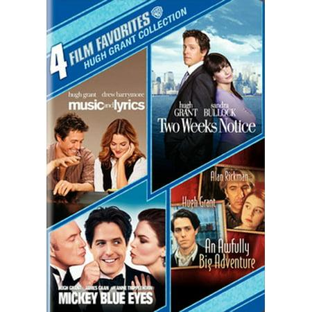 4 Film Favorites: Hugh Grant Collection (DVD)