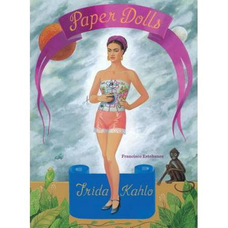 Frida Kahlo Paper Dolls](Frida Kahlo Halloween)