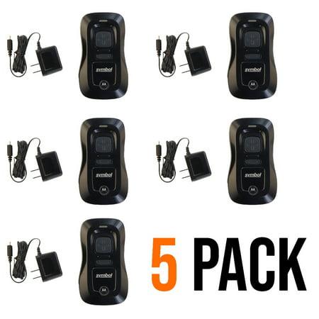 5 Pack Motorolazebra Symbol Cs3070 Bluetooth Wireless Usb Barcode