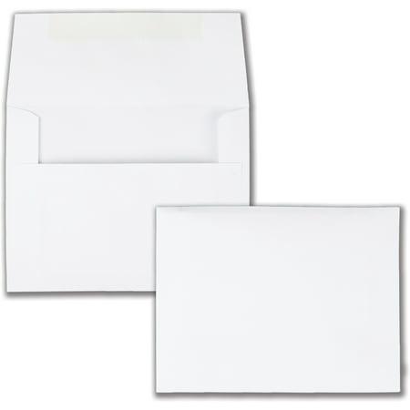 Quality Park, QUA36217, Invitation Envelopes, 100 / Box, White