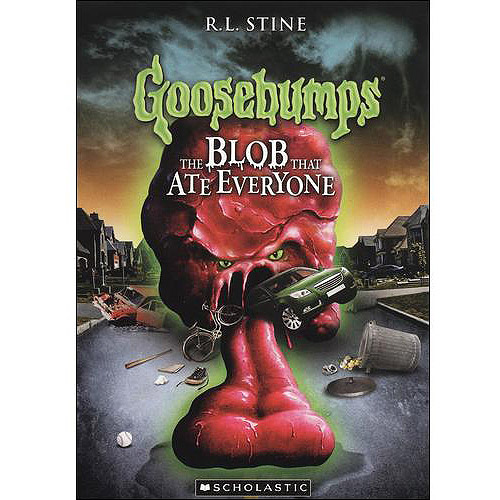 Goosebumps: The Blob That Ate Everyone (Full Frame)