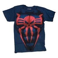 Marvel I Am Spider-Man Mens Costume T-Shirt | XL
