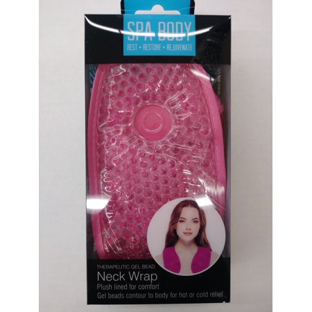 Spa Body Gel Beads Neck Wrap