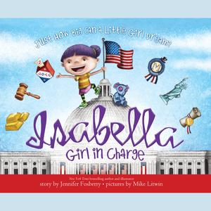Isabella: Girl in Charge - Audiobook