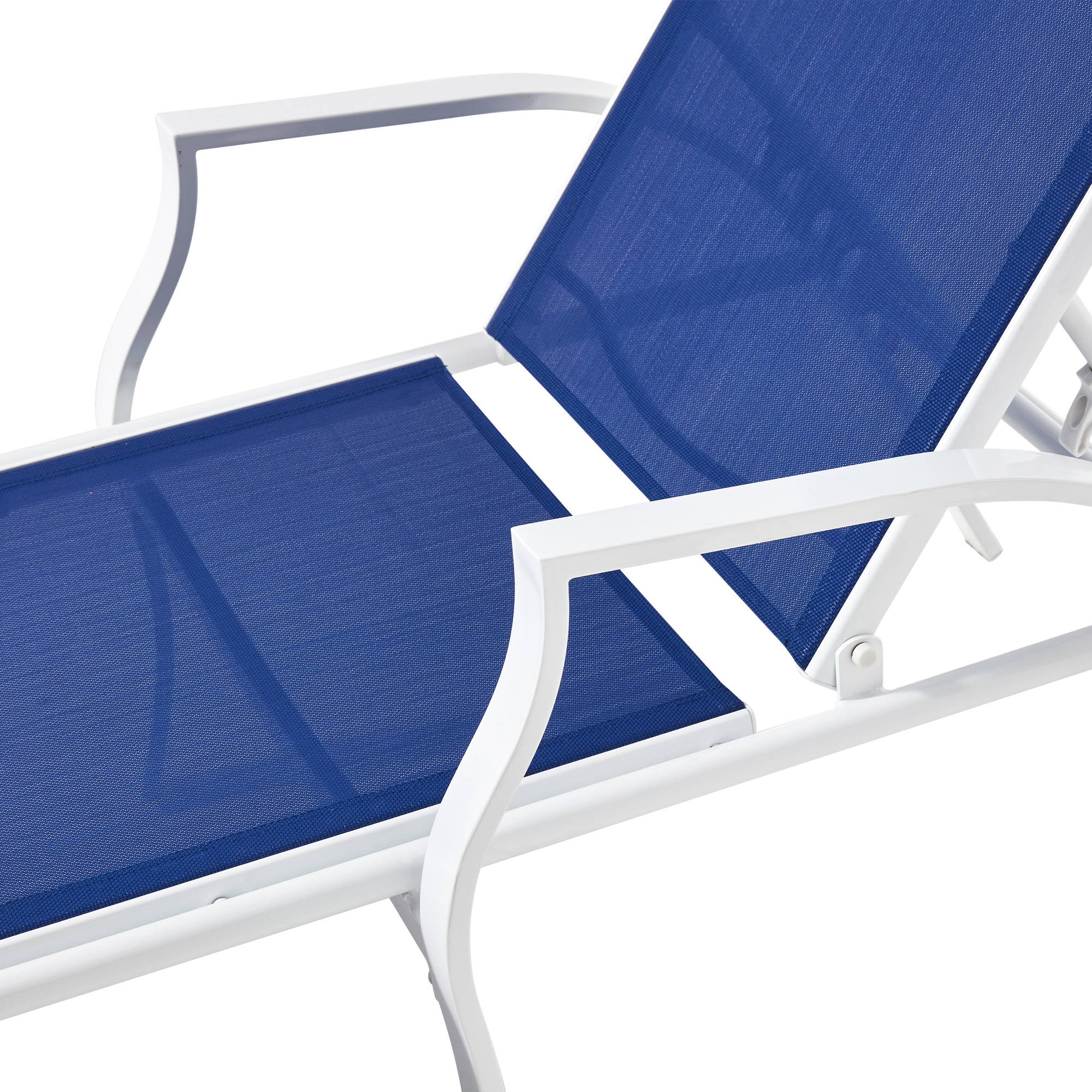 sc 1 st  Walmart : chaise lounge blue - Sectionals, Sofas & Couches