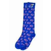 Kansas Jayhawks Dress Sock