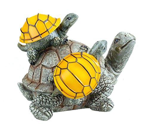 Amazon Com Solar Turtle Garden Light