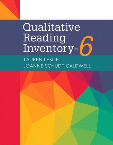 Qualitative Reading Inventory by