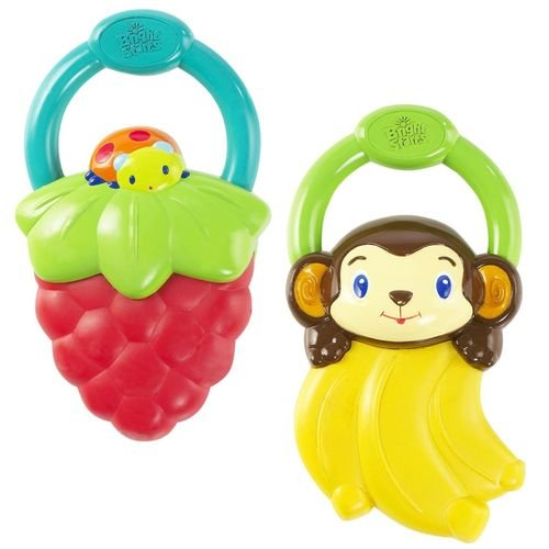 Bright Starts Berry Vibrating Teether