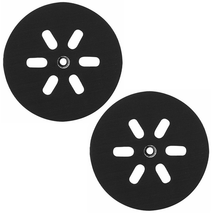 Bosch 2 Pack Of Genuine OEM Replacement Backing Pads # RS032-2PK
