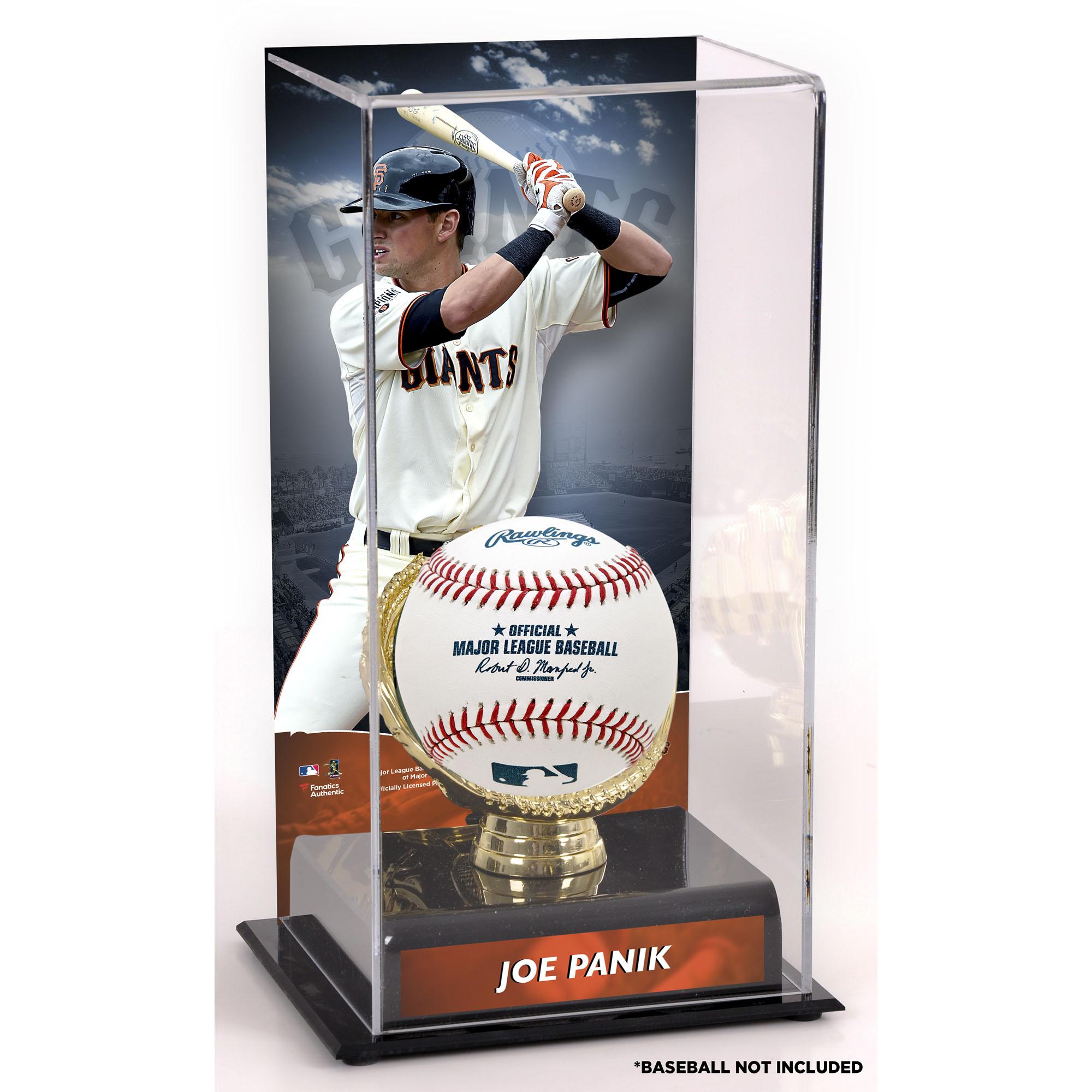 Joe Panik San Francisco Giants Fanatics Authentic Gold Glove Display Case with Image - No Size