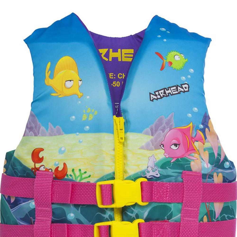 TREASURE Infant Life Jacket by AIRHEAD SPORTS GROUP